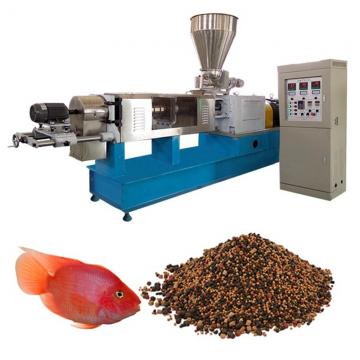 200kg Per Hour Fish Feed Processing Line, Dog Shape Pet Food Extruder as Extrusion Pellet Machine, One of Main Fish Farm Feed Equipment