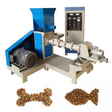 Good Condition Fish Feed Machine for Floating Fish Feed Production