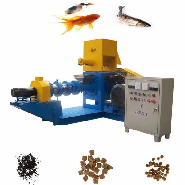 Full Fat Soybean Meal Extruder Machine, Fish Feed Extruder Machine