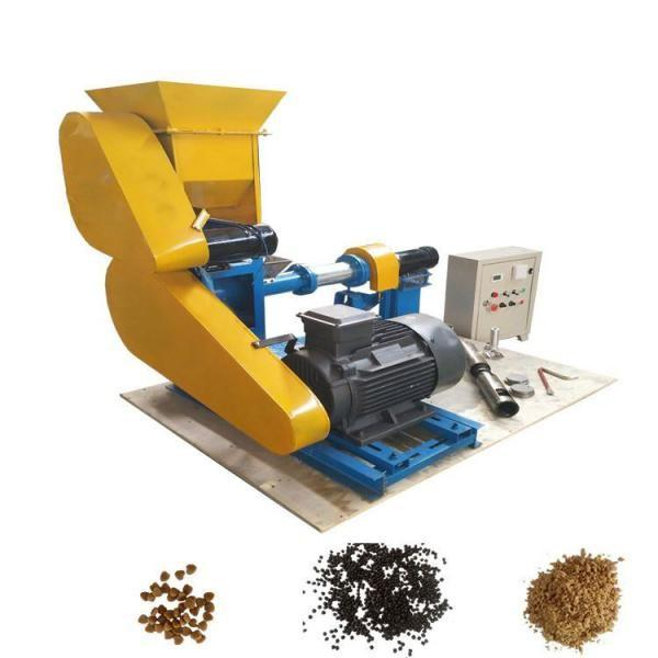Poultry Farm Fish Floating Feed Extruder Price Pet Food Pellet Machine