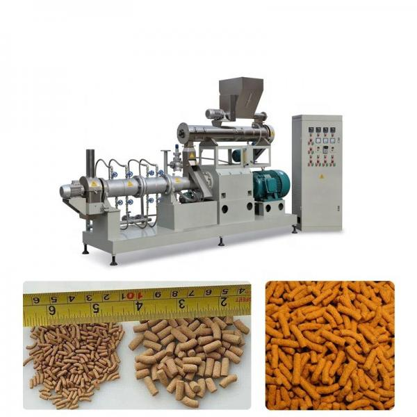 Dry Type Fish Food/Fish Feed Pellet Extruder