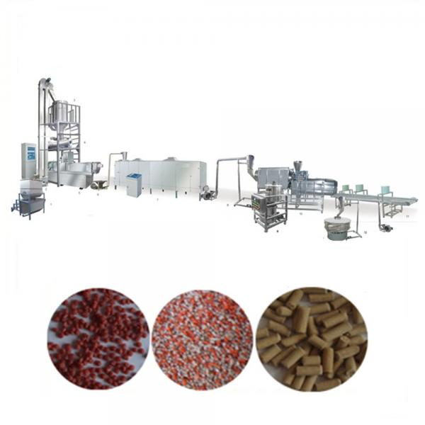 Widely Applicable Sinking Fish Feed Pellet Machine