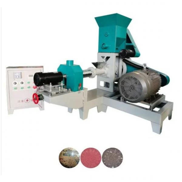 Ce Poultry Dry Type Floating Pellet Fish Feed Making Machine for Sale