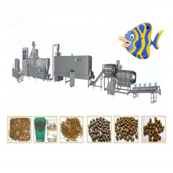 40-4000kg/H Floating Fish Feed Pellet Product Making Machine