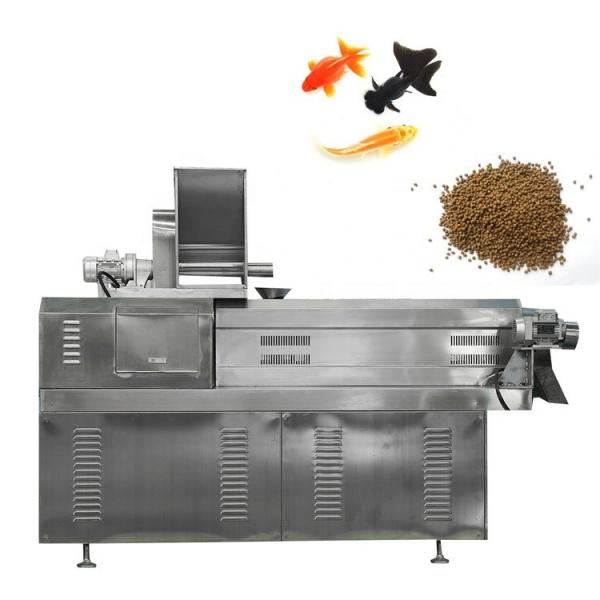 Energy Saving with Ce, SGS Certificate Pet Food Processing Line /Floating Fish Feed Machine Price